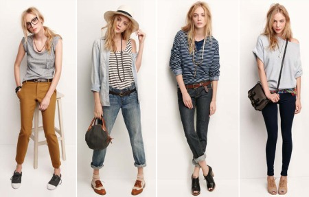 b520b0fafcbf6 Madewell Spring Lookbook | So Much to Smile About