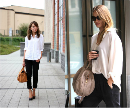 The Classic White Shirt | Is Shirt