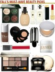 must have beauty products for fall