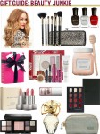 gift guide - beauty junkie