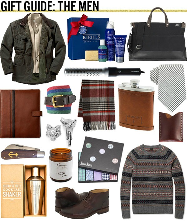 Gift guide for the men so much to smile about for A gift for a guy